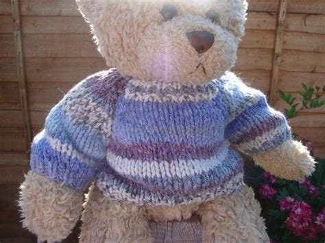 teddy cardigan knitting pattern chunky teddy sweater knitted fair isle