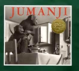Read Me A Story Jumanji