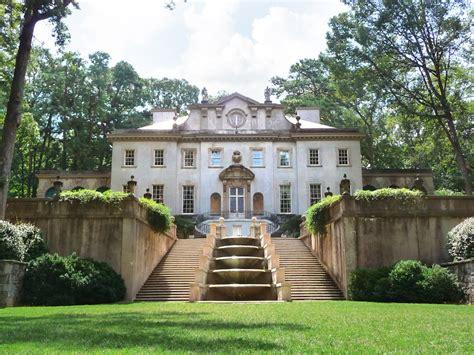 Where Is Rushmead House Usa swan house atlanta history center youtube