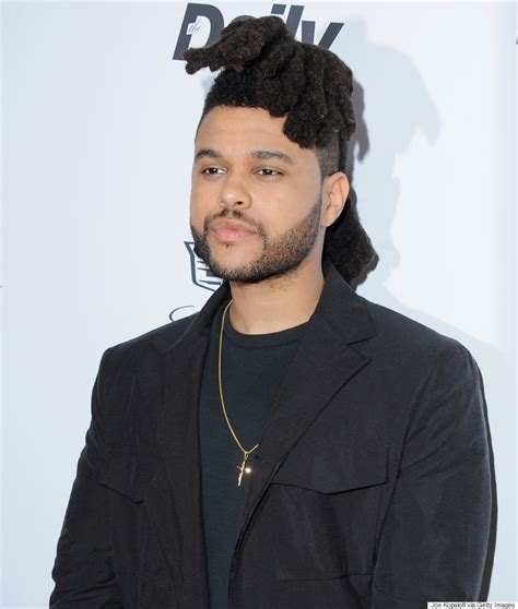 the weekend haircut the weeknd cut his legendary hair for new album starboy