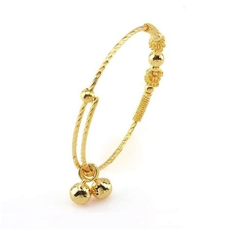 how to make baby jewelry arrive fashion jewelry bangle baby dangle 18k yellow