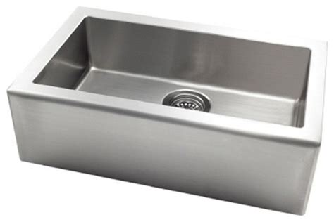 oversized stainless steel kitchen sinks pegasus ap1033 apron front large single bowl kitchen sink