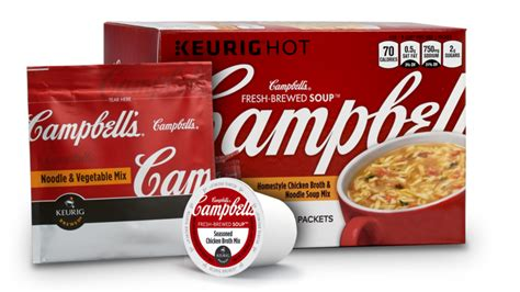 Campbell Soup Co. partnering with Keurig Green Mountain for K Cup soups   Philadelphia Business