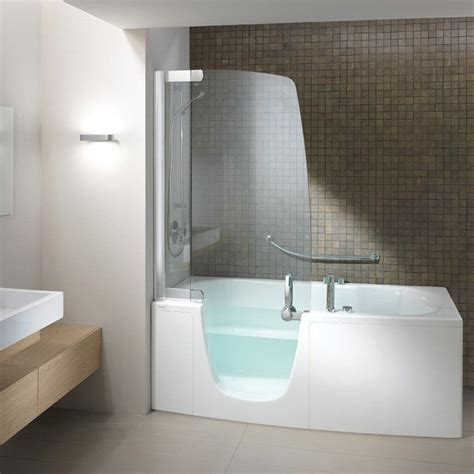walk in shower bath combo 17 best images about homedeco walk in showers and