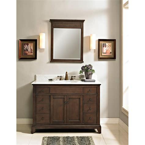 fairmont designs bathroom vanities fairmont designs 48 quot smithfield vanity mink free