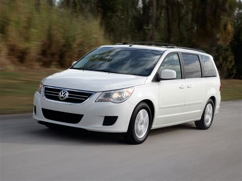 Volkswagen Minivan by Chicago 2008 Volkswagen Routan