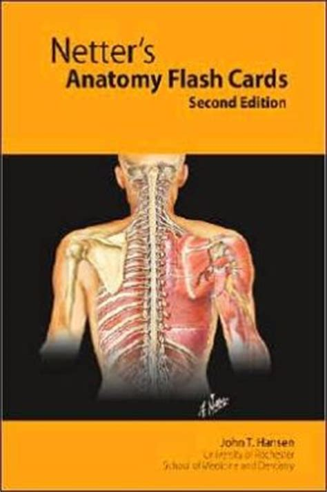 netter s anatomy flash cards with student consult access 4e netter basic science netter s anatomy flash cards with student consult
