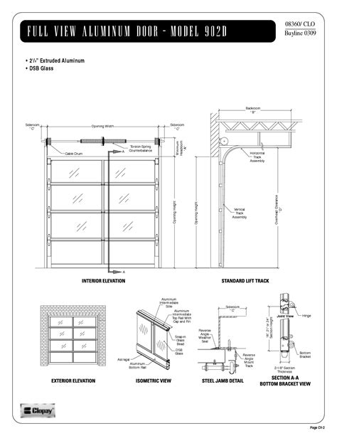 standard overhead door sizes standard overhead door sizes standard garage door sizes