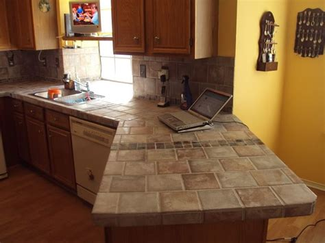 kitchen tile countertop ideas 25 best ideas about tile kitchen countertops on