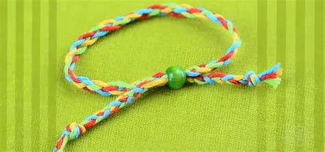 easy friendship bracelets with how to braid a easy friendship bracelet with four