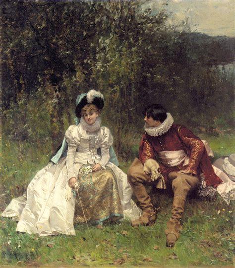 Blair Home Decor moreau a the courtship adrien moreau 1843 1906 by