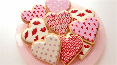pictures of decorated sugar cookies how to decorate cookies for s day
