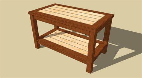 coffee table woodworking plans pdf diy modern coffee table woodworking plan