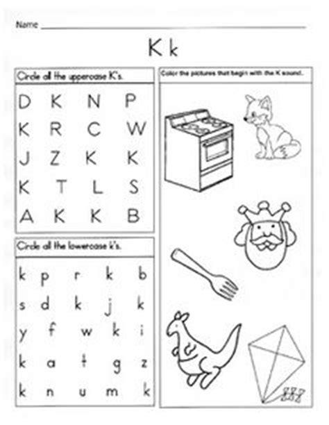 phonics for kindergarten grade k home workbook 1000 ideas about letter k on alphabet letter
