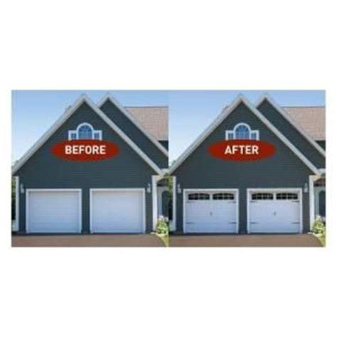 garage door kits home depot the world s catalog of ideas