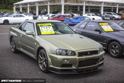 Skyline Gtr R 34 by R34 Gt R Prices Are Officially Out Of Speedhunters