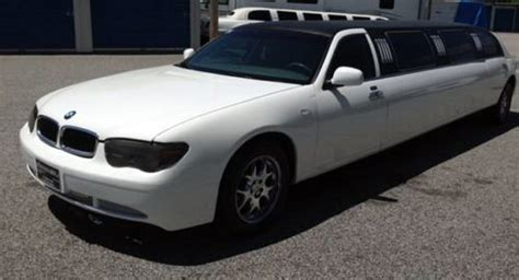 Lincoln Bmw by Two Wrongs Don T Make A Right Lincoln Limo Gets Bmw 7