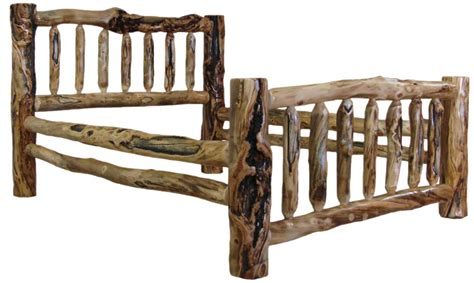 log bed williams log cabin furniture log bedroom furniture