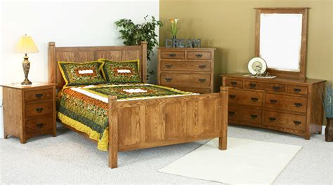 Shaker Bedroom Furniture Amish Shaker Bedroom Collection Custom Amish Furniture