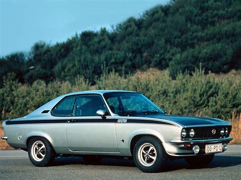 Opel Manta Gt by Opel Manta Gt E A 1974 75