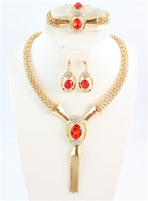 costume jewelry free shipping gold plated vintage choker collar