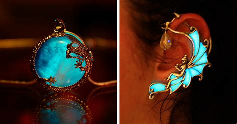 how to make glow in the jewelry magical jewelry that glows in the
