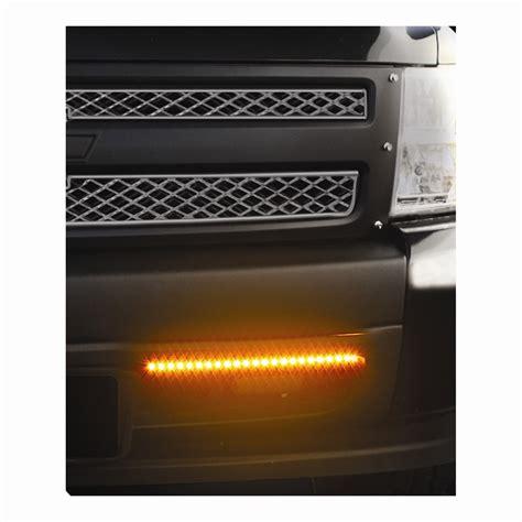 led light strips automotive bully led light strips 12 quot qty 2 pilot