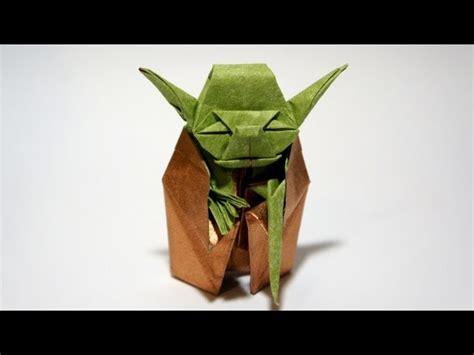 origami yoda pdf origami jedi master yoda fumiaki kawahata wars