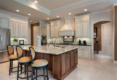 kitchen design for home model home photo gallery about us two tone kitchens