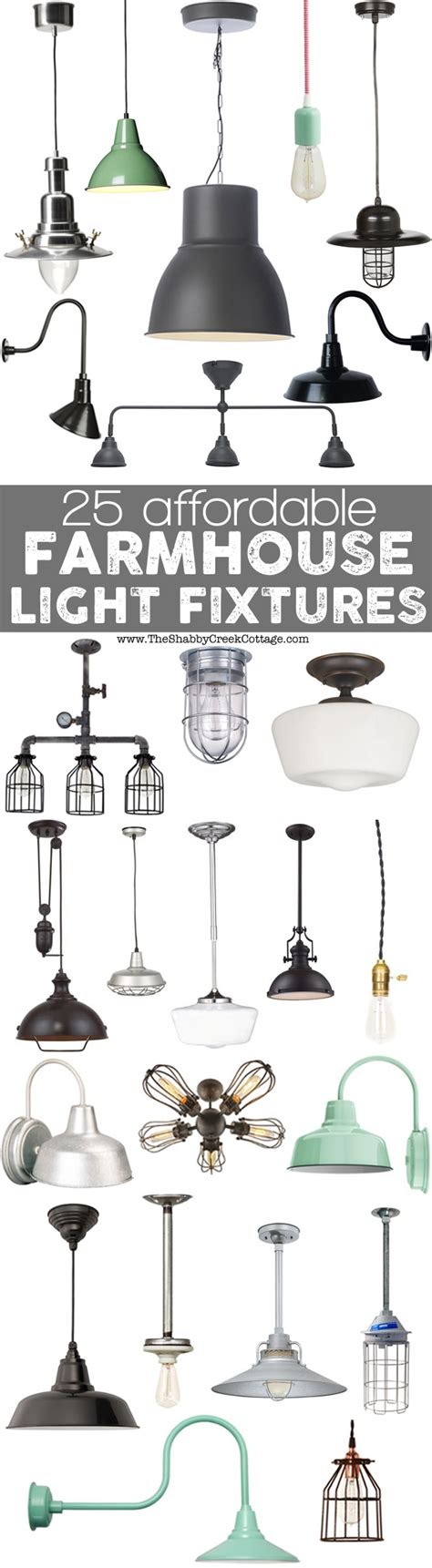outdoor farm lighting fixtures 25 affordable farmhouse light fixtures