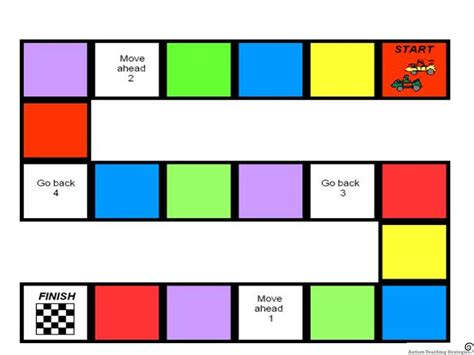 how to make cards for a board 6 best images of free printable blank board blank