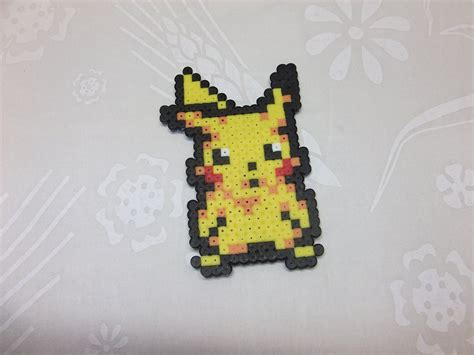 how to use pyssla tutorial hama pyssla pikachu my crafts and diy projects