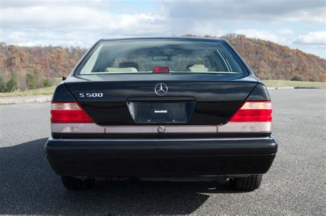 1999 Mercedes S500 For Sale by 1999 Mercedes S500 Grand Edition German Cars For