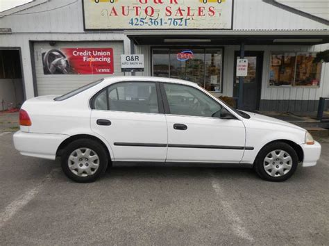 1998 Honda Civic Lx by 1998 Honda Civic Lx 4dr Sedan In Miami Fl For Sale By Owner