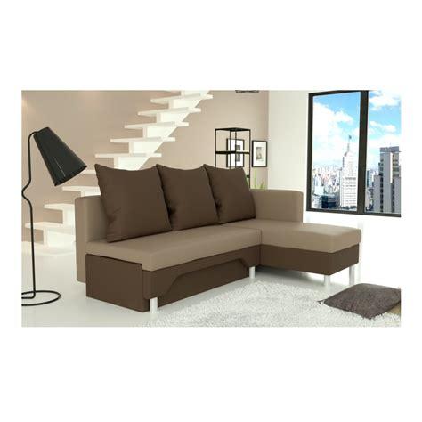 petit canap 233 d angle convertible compact pour meubler studio ou pi 232 ce