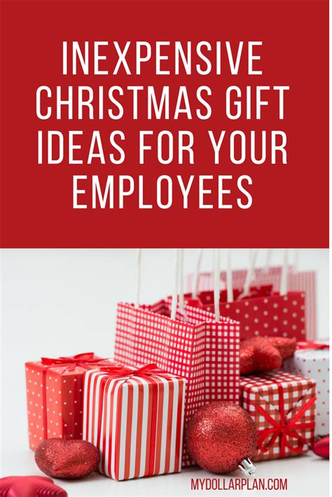 inexpensive gift for inexpensive gifts for employees
