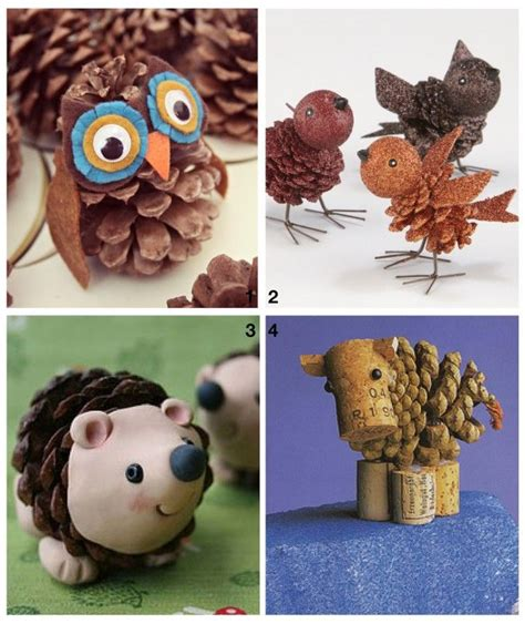 pine cone craft projects 17 best ideas about pinecone owls on pine