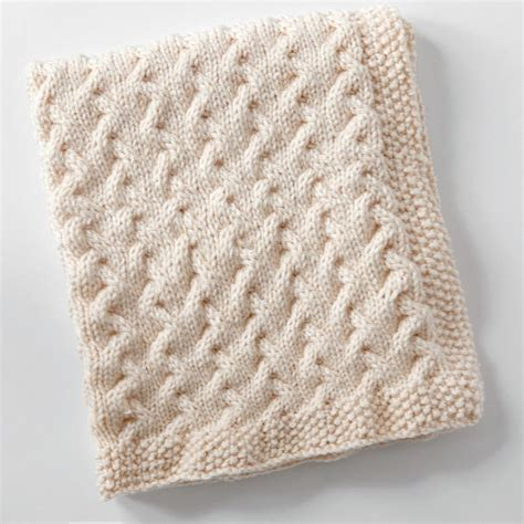 baby blankets to knit snuggly cables baby blanket allfreeknitting