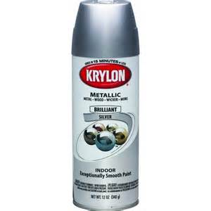 spray painting enamel krylon metallic spray paint ebay