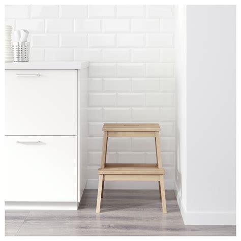 ikea bekvam stool bekv 196 m step stool birch 50 cm ikea