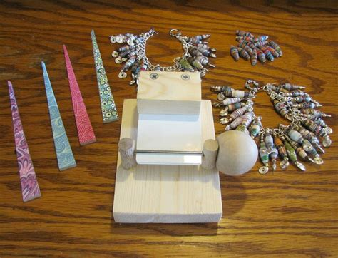how to make a paper bead roller paper bead roller v3 simple controlled by masonmealsmore