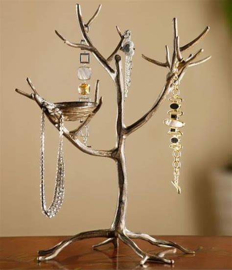 how to make jewelry stands and displays jewelry display stand tree with nest jewelry display