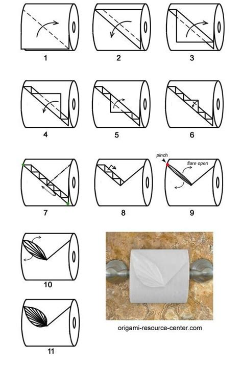 toilet paper origami 17 best images about toilet paper origami on