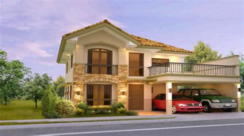 house design with floor plan philippines two storey house design with floor plan philippines