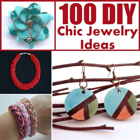 jewelry you can make 100 jewelry ideas that you can make diy home things