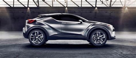 Toyota C Hr Concept by 2015 Toyota C Hr Concept 4 Door