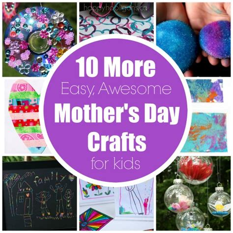 simple mothers day crafts for more easy s day crafts for to make happy