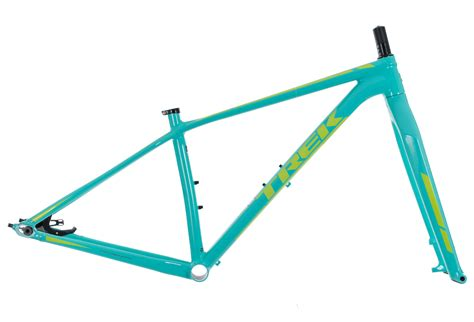 trek 2016 kit cadre 29 180 180 superfly single speed miami green volt alltricks fr