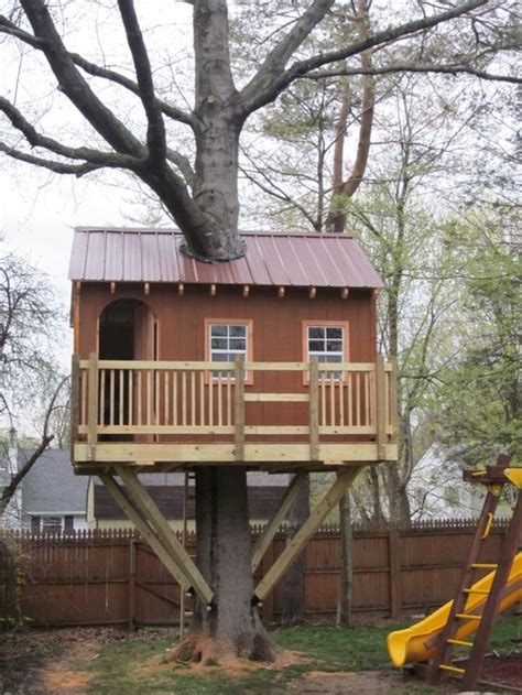 Build Your Own A Frame House 19 amazing treehouses that aren t just for kids porch advice