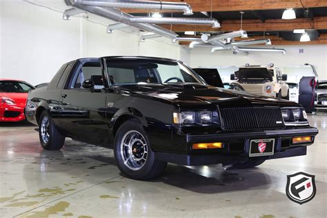 Grand National Motor For Sale by 1987 Buick Grand National Fusion Luxury Motors